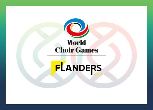 11th World Choir Games Belgium – Antwerp and Ghent 2021